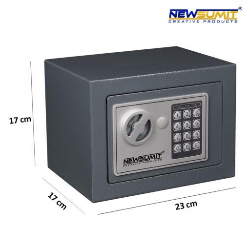 caja fuerte electronica newsumit con medidas